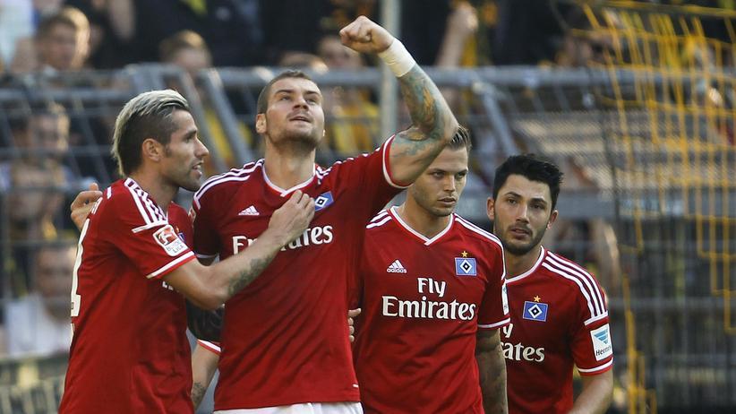 Hamburger SV: Vorletzter ist viel besser