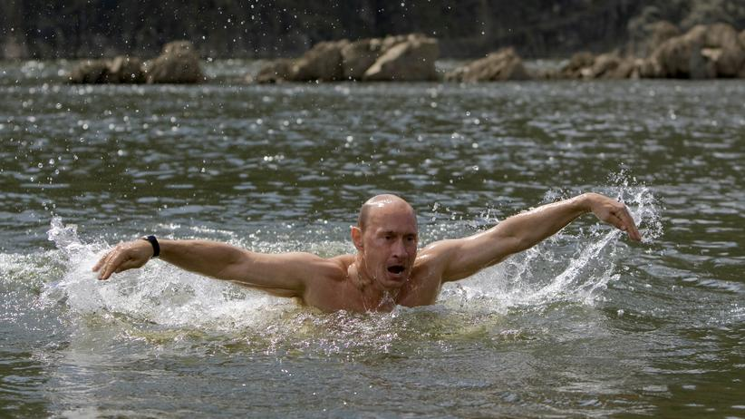 Ukraine-Konflikt: Preis an Wladimir Putin stößt auf Kritik