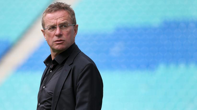Ralf Rangnick, Sportdirektor von RB Leipzig und RB Salzburg