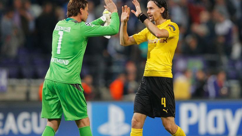 RSC Anderlecht – Borussia Dortmund: Das war Brüsseler Spitze