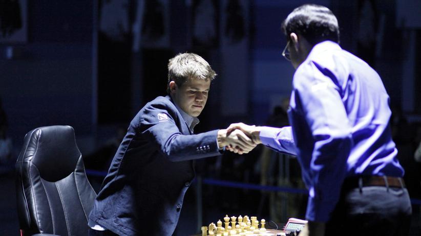 Schach-WM: Doch nur Remis