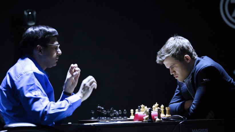 Schach-WM: Ein Remis nach 62 Minuten