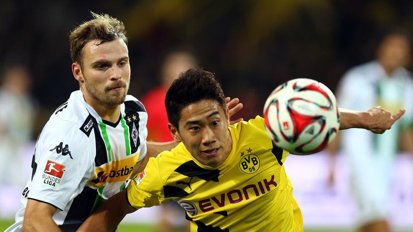 Fußball-Bundesliga : BVB macht einen ersten Schritt aus der Krise