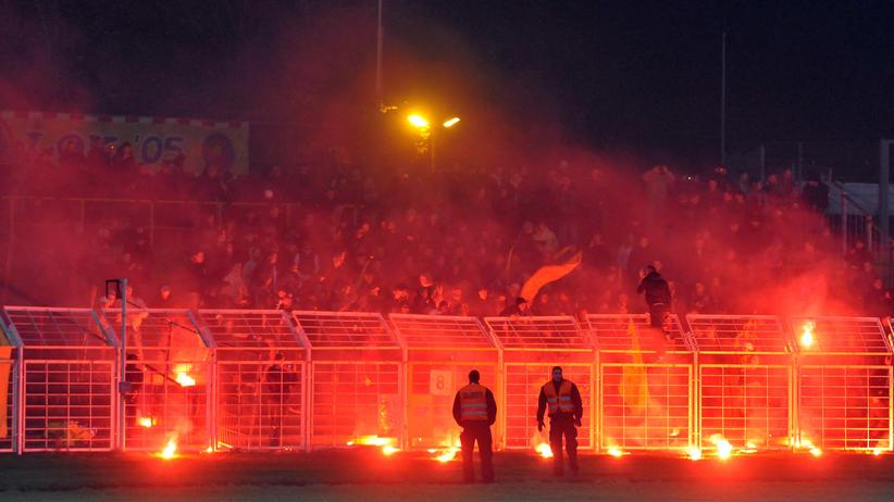 Lok Leipzig: Die rechten Fans sind immer noch da