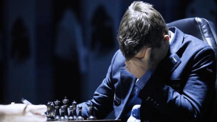 Schach-WM: Augen zu und Remis!