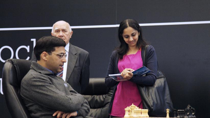 Schach-WM 2014: Vishy Anand vor der Partie