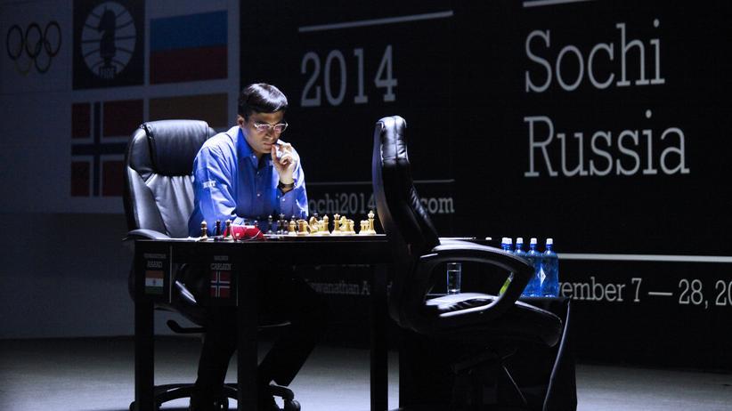 Schachweltmeisterschaft: Anand gewinnt die dritte Partie