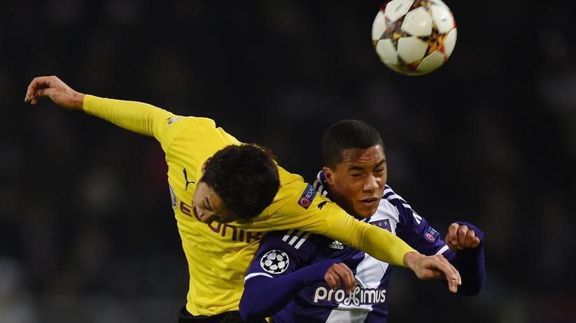 Champions League: Dortmund holt Gruppensieg, Leverkusen patzt