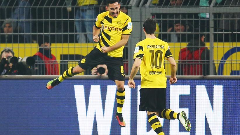 Bundesliga: Dortmund verlässt die Abstiegsränge