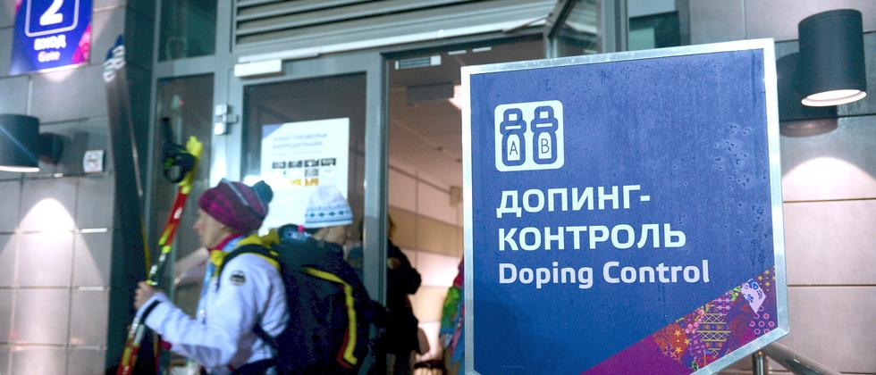 Ard Doping Russland