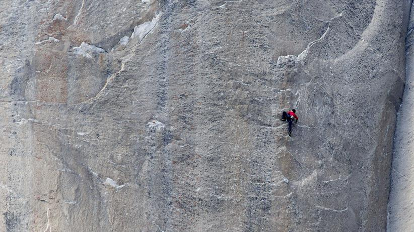 Sport, Freeclimbing, Barack Obama, Facebook, National Geographic, Twitter, Kalifornien