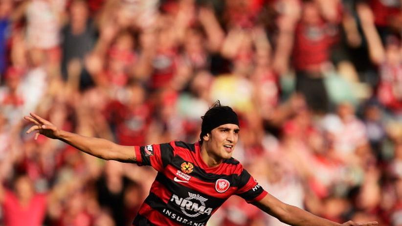 Jerome Polenz wechselte 2012 das erste Mal nach Australien und will dort bleiben