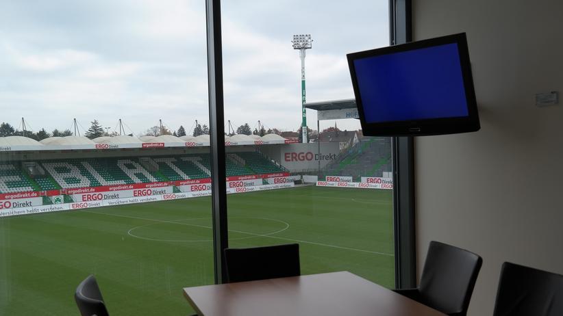 Greuther Fürth: Die Uni der Fußballer