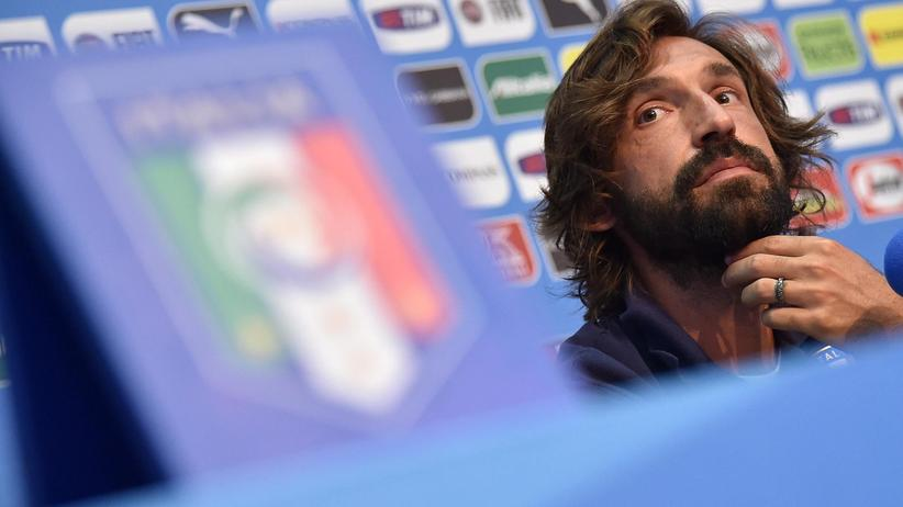 Andrea Pirlo: Tore schießt er nur, wenn er Zeit hat