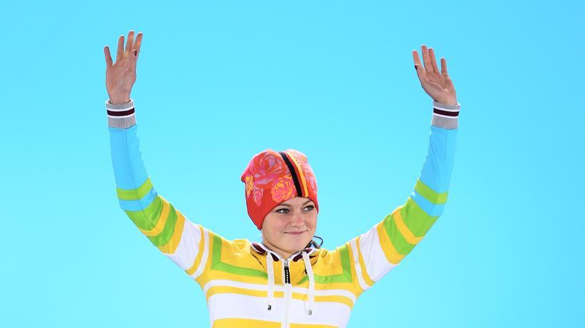 Carina Vogt: Was kommt nach einem Olympiasieg?