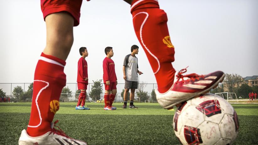 Fußball: Fernziel Weltmeister