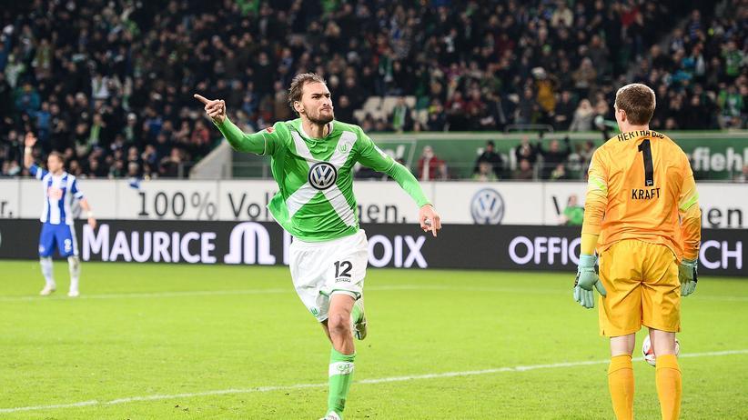 Wolfsburg Berlin Bundesliga