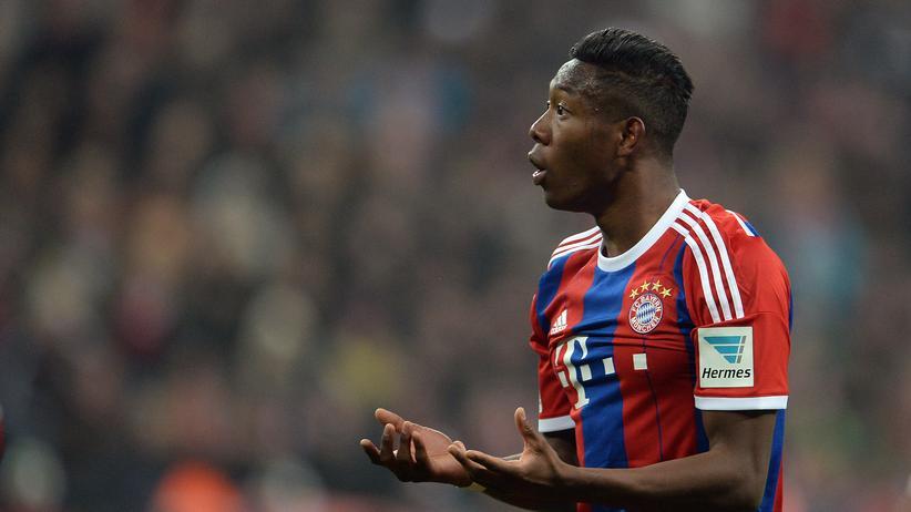 Fußball-Bundesliga : Gladbach beschert Bayern erste Heimniederlage