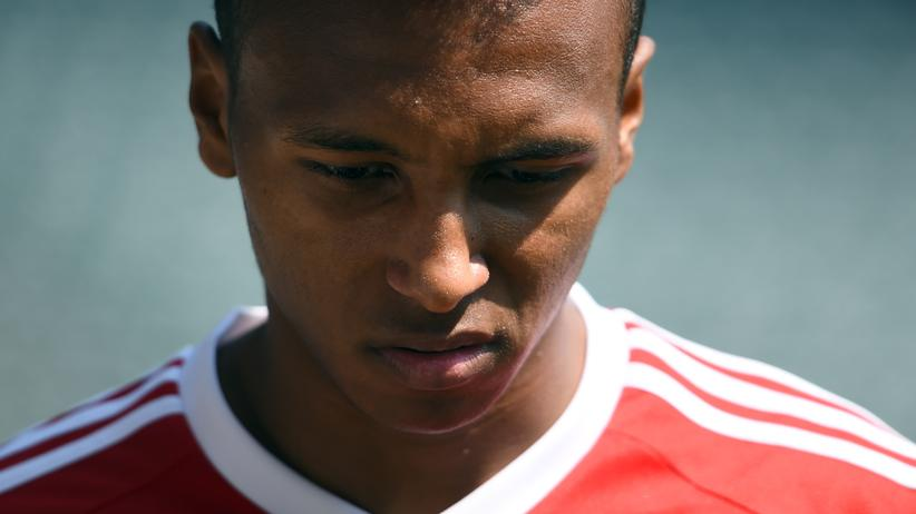 Julian Green im August 2014