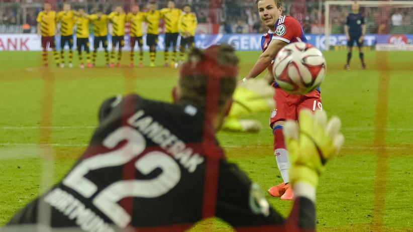 FC Bayern München – Borussia Dortmund: Wie schießt man Elfmeter, Herr Abel?