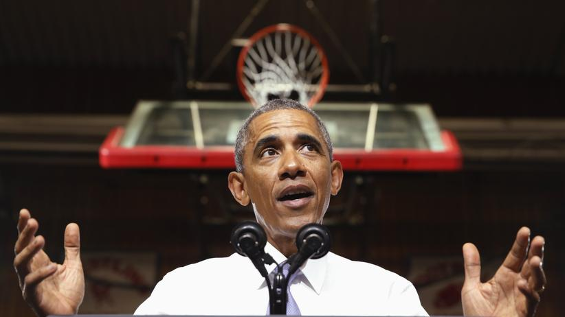 Barack Obama NCAA College Basketball