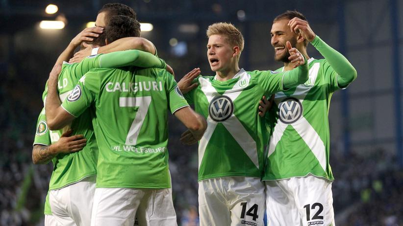 DFB-Pokal: Wolfsburg beendet Bielefelds Traum vom Finale