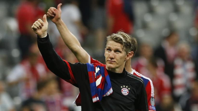 Bayern München FC Barcelona Schweinsteiger