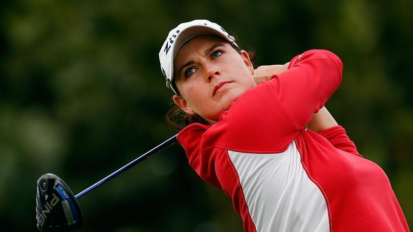 Caroline Masson: Golf ist schon cool