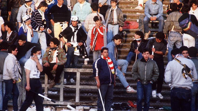 30 Jahre Heysel: Der Tag, an dem der Fußball starb