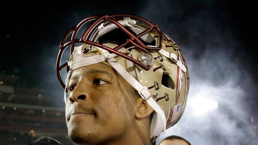 Jameis Winston, Star des diesjährigen NFL-Drafts