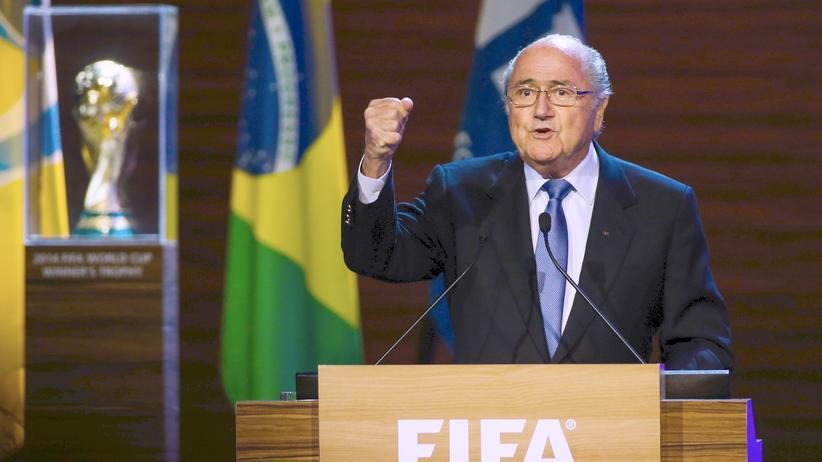 Joseph Sepp Blatter FIFA
