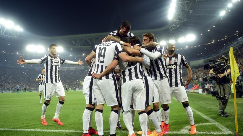 Champions League: Juventus Turin siegt gegen Real Madrid