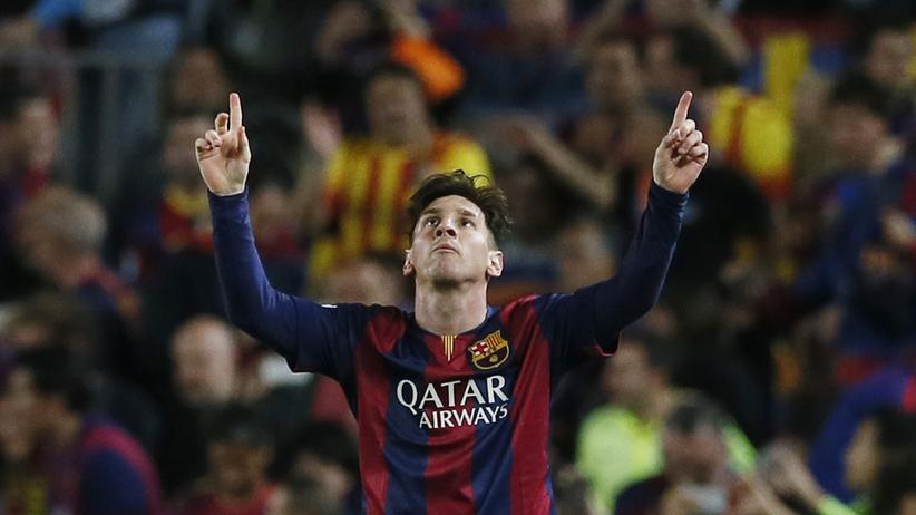 Live-Blog Champions League: Und dann kam Messi