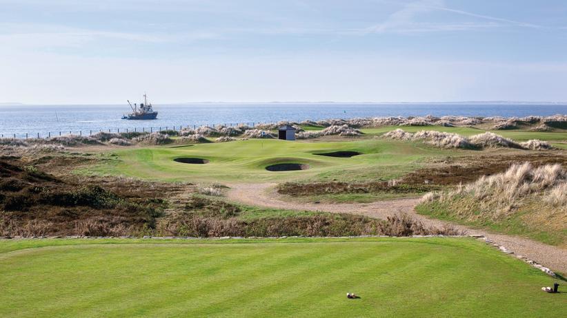 Golfplätze: Da hin!