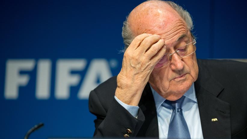 Sport, Fifa, Joseph Blatter, FBI, Fifa, Katar, Russland, Schweiz, USA, Cayman Islands, Razzia, Trinidad und Tobago