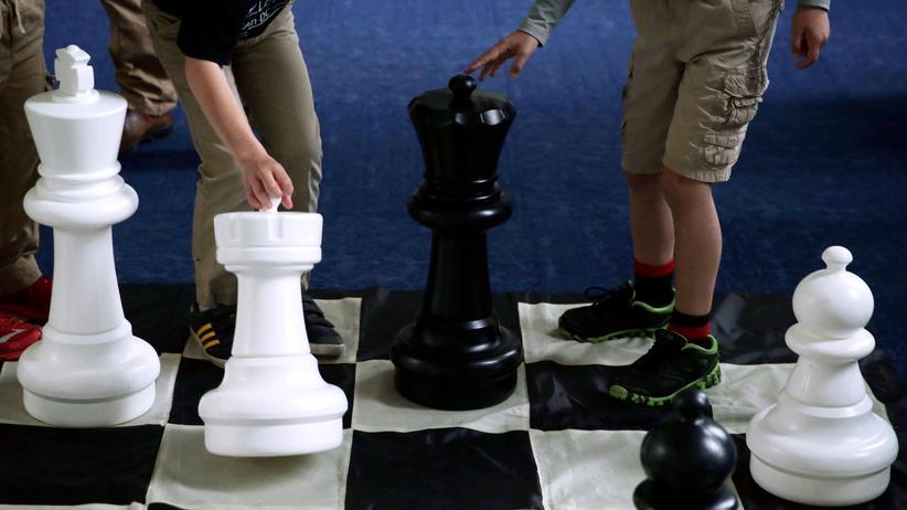 Schach-Worldcup: Wunderkind gegen Publikumsliebling