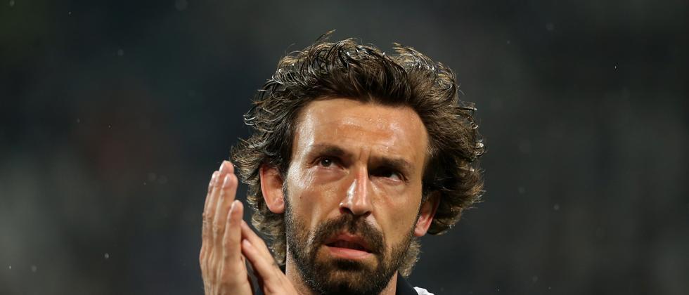 Der Liebling der Fußballhipster, Andrea Pirlo