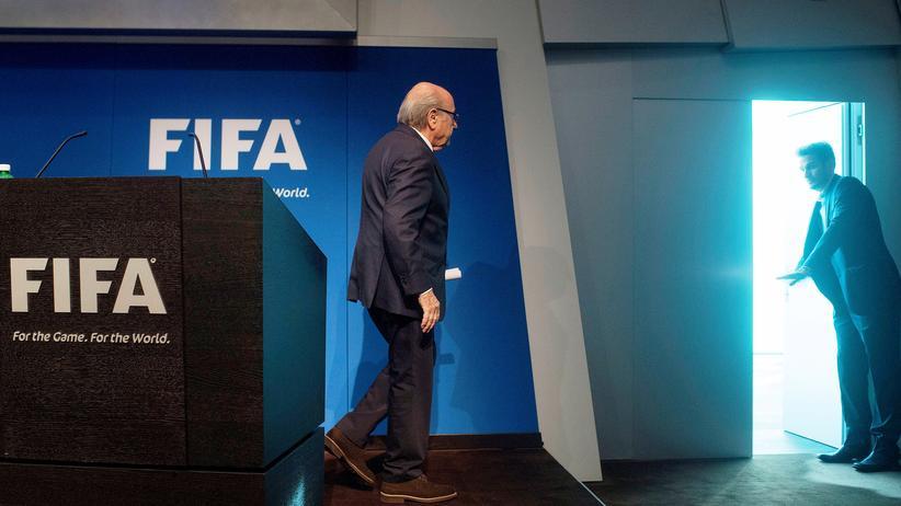 Weltfußballverband: Der zurückgetretene Sepp Blatter