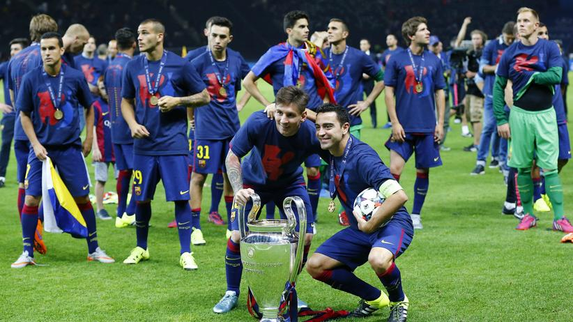 Champions-League-Finale: FC Barcelona gewinnt die Champions League