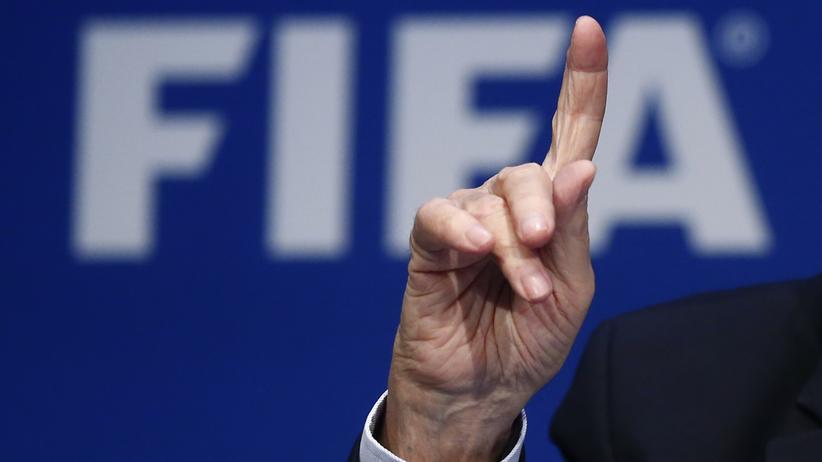 Fifa: Es geht ums Geschäft ...