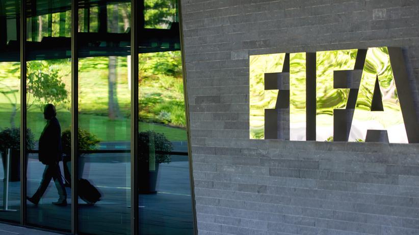 Fifa: Der Palast in Zürich wird plattgemacht
