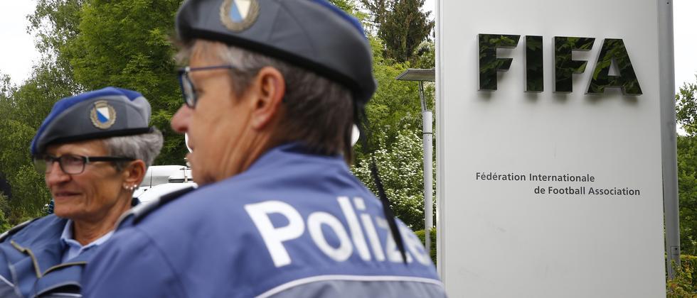 Die Staatsanwaltschaft hat erneut Material der Fifa beschlagnahmt.