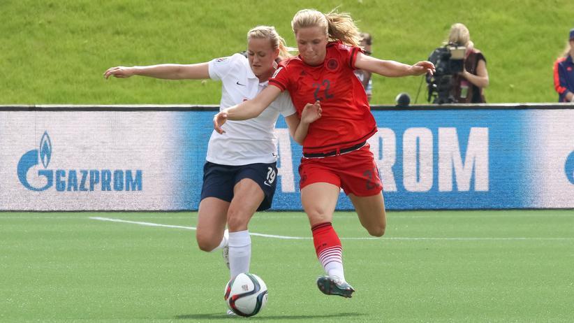 Frauen-WM: Deutschland und Norwegen teilen sich die Punkte