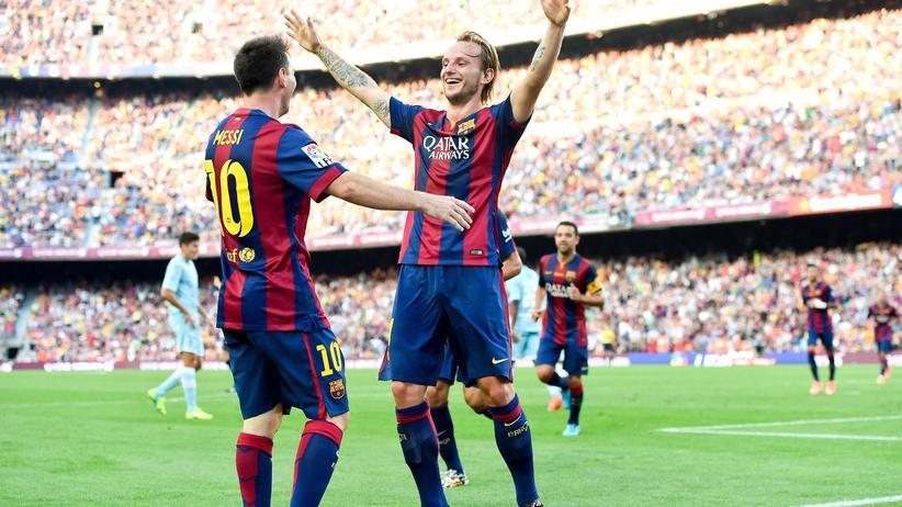 Champions League: Ist das wirklich der Ivan Rakitić?
