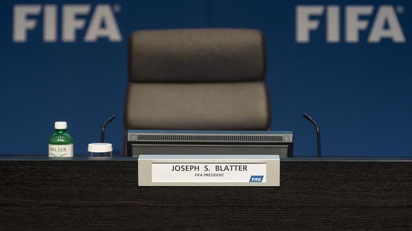 Sepp Blatter: Ein Tusch auf das FBI!