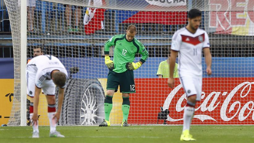 U21-Europameisterschaft: Deutschland verpasst Finale