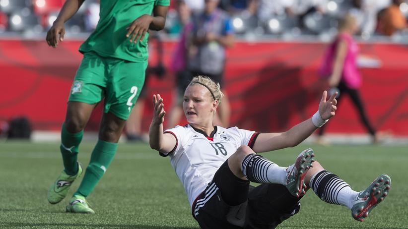 Frauenfußball-WM: In Deutschland bleibt Fußball Männersache