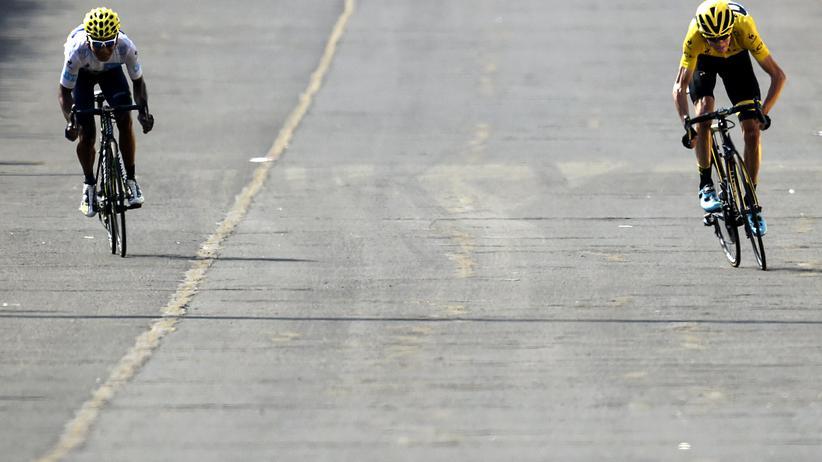 Chris Froome: Ist er zu gut, um clean zu sein?