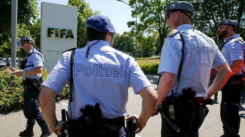 USA beantragen Auslieferung von Fifa-Funktionären