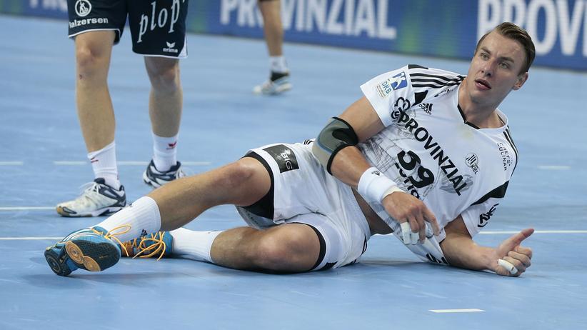 Sport, Filip Jicha, THW Kiel, Handball, Immobiliengeschäft, Florian Kehrmann, Kiel